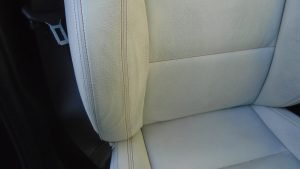 X4 SEAT COVER BOLSTER